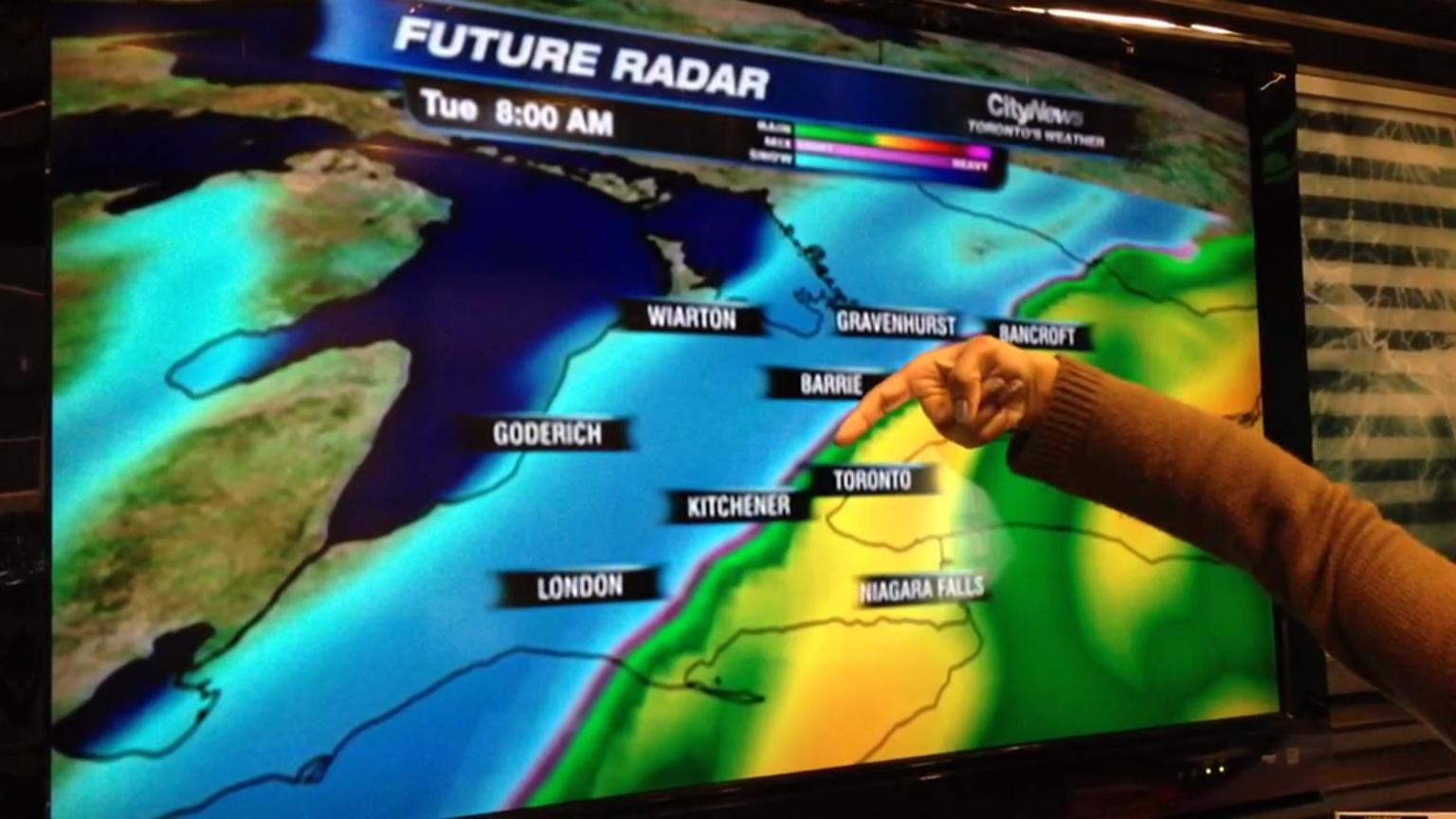 Afternoon Weather Webcast: April 14, 2014 - CityNews Toronto