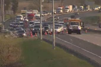 SB Hwy  400 near 89 reopens following multi-car crash
