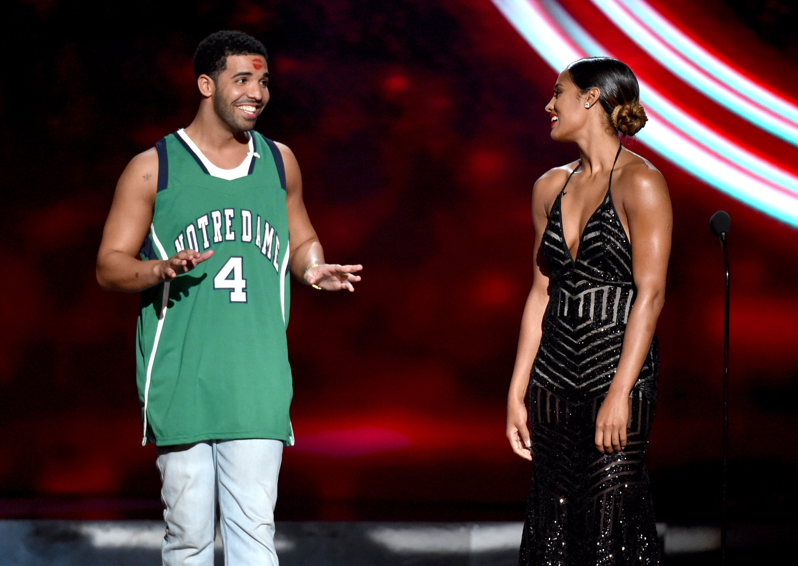 e09451d74a27 Kevin Durant and UFC fighter Ronda Rousey win top athlete honours at ESPY  Awards