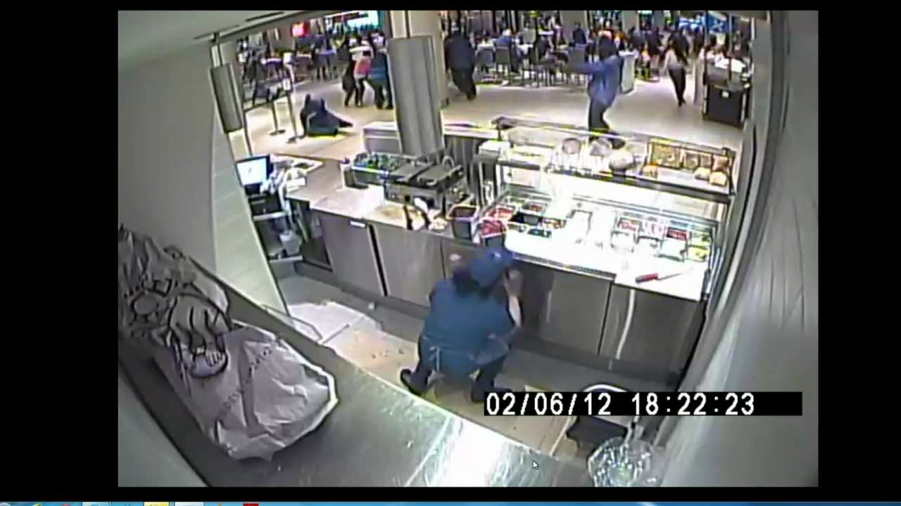 Raw Security Footage From 2012 Eaton Centre Shooting Citynews Toronto