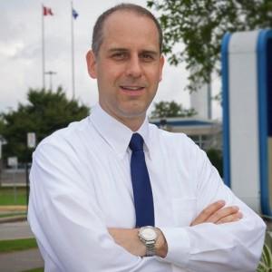 Stephen Holyday, the new city councillor for Ward 3, Etobicoke Centre. TWITTER/stephenholyday