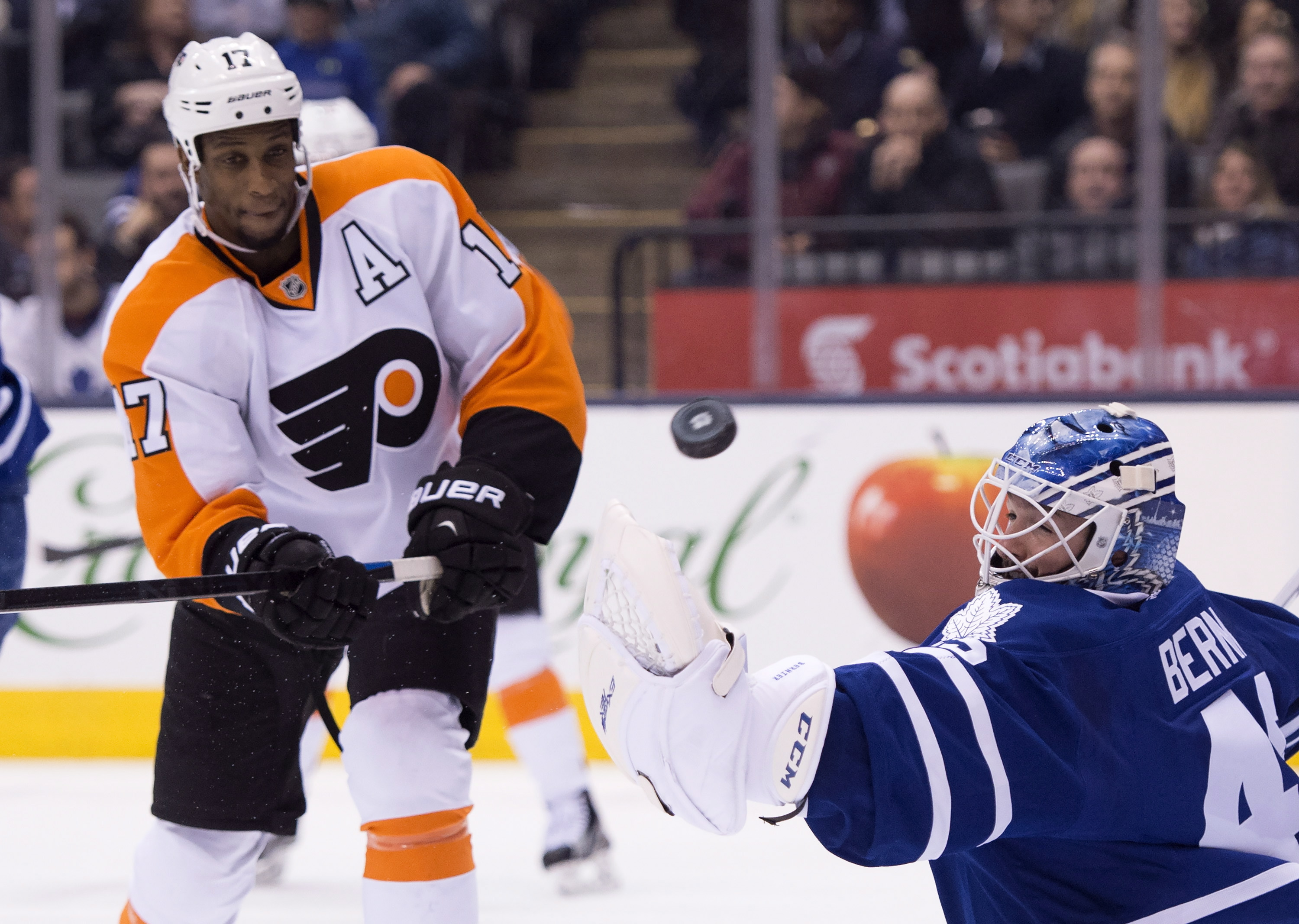 Maple Leafs Sign Forward Wayne Simmonds To 1 Year Deal Citynews Toronto