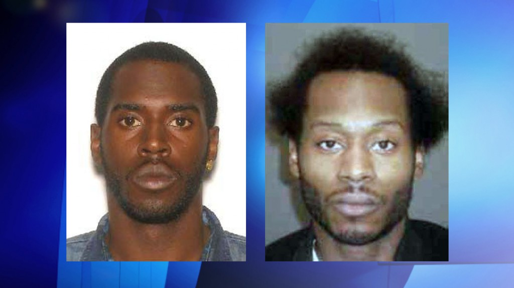 Curtis Murray, 25, and Corey Murray, 29, wanted in connection with the shooting death of an Etobicoke teen, TORONTO POLICE SERVICE/Handout