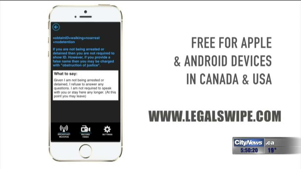 A look at the new carding app Legalswipe