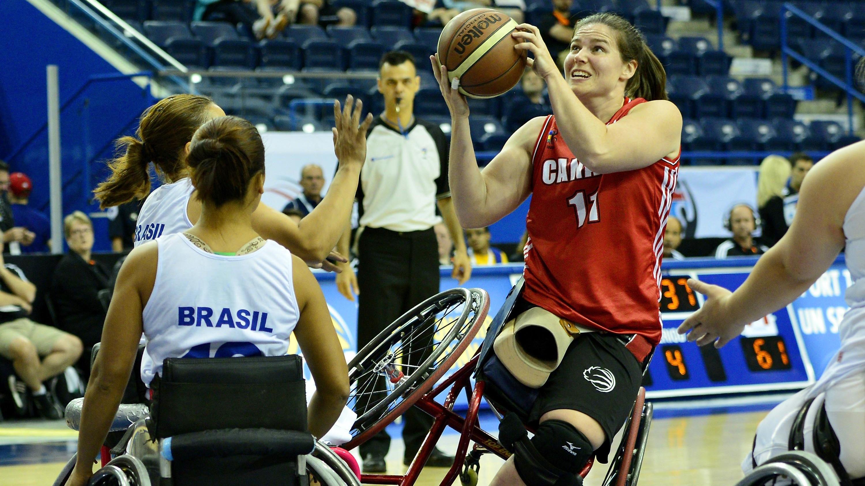 parapan am profile 2 elite athletes unite on canada s wheelchair