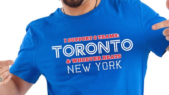 d64434da Spotted on Etsy: Inappropriate Blue Jays T-shirts