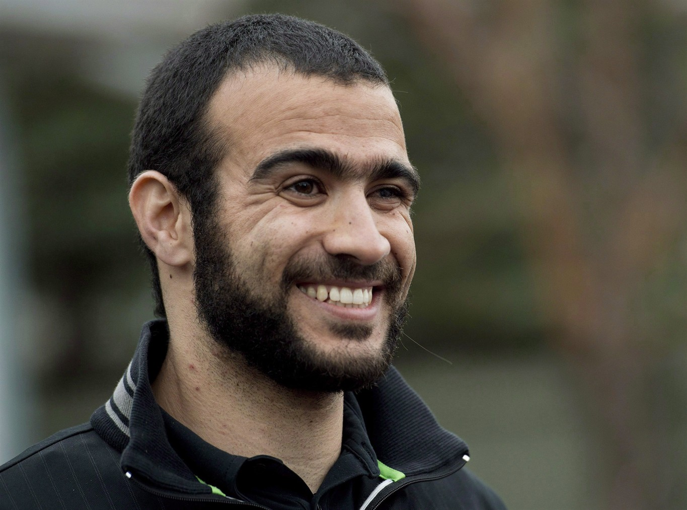 American widow going after money Canada will give to Omar Khadr