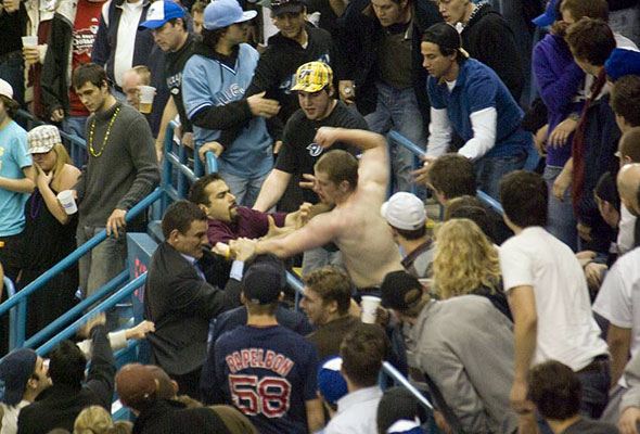 Trending: Is fan behaviour at Jays games getting better or worse?