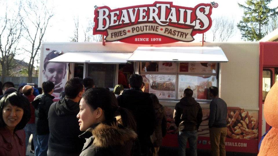 A BeaverTails food truck. Photo via facebook.com/BeaverTailsMobileGTA.