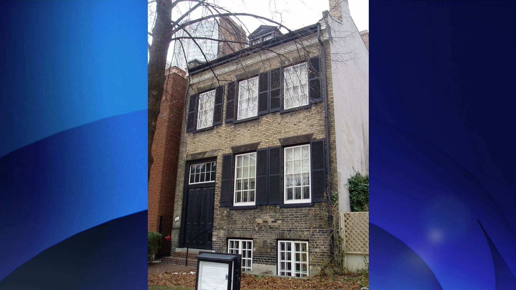 The Mackenzie House on Bond Street in Toronto. CREATIVE COMMONS/SimonP.