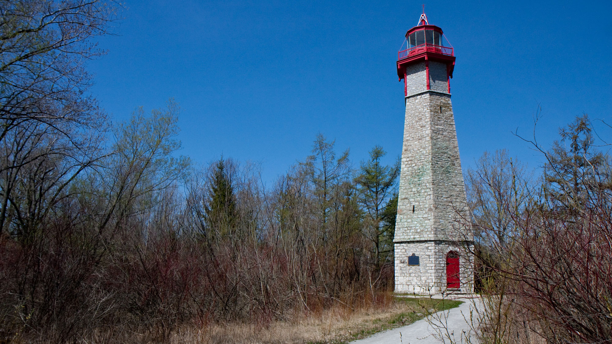 The Gibraltar Point Lighthouse on the Toronto Islands taken in 2010. CREATIVE COMMONS/Andrew Rivett