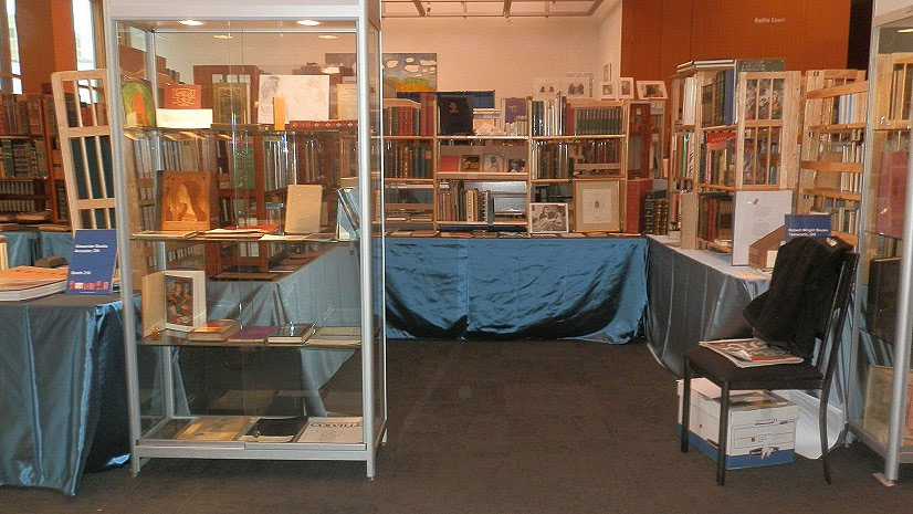 The Toronto International Antiquarian Book Fair in 2014. Photo via torontoantiquarianbookfair.com.