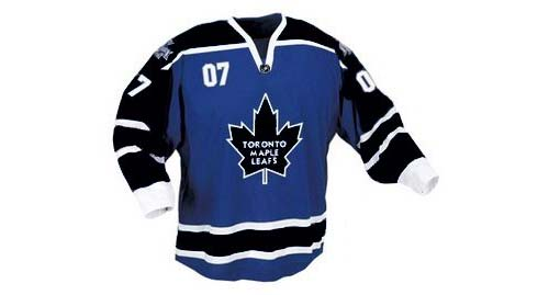Green or blue  Veined or not  Vote for a new Leafs logo 7a9bd2a5c