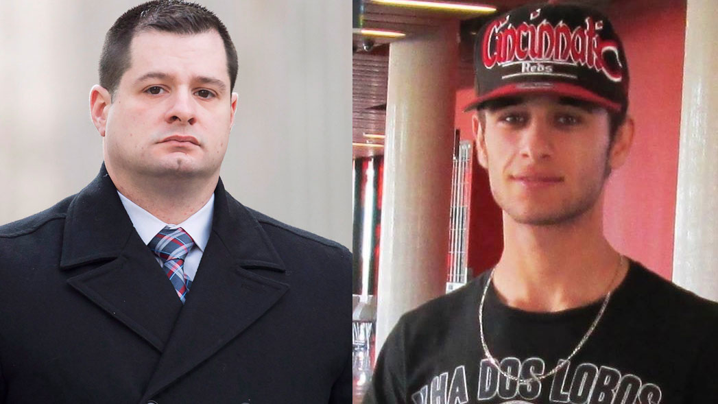 Officer convicted in shooting death of Sammy Yatim granted day parole