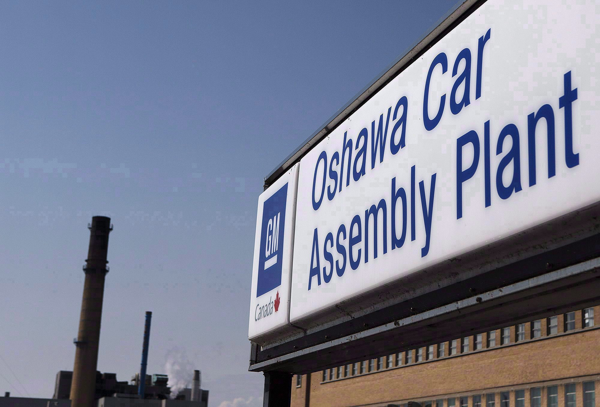 Temporary layoffs for 1,200 GM Oshawa workers as U.S. strike continues