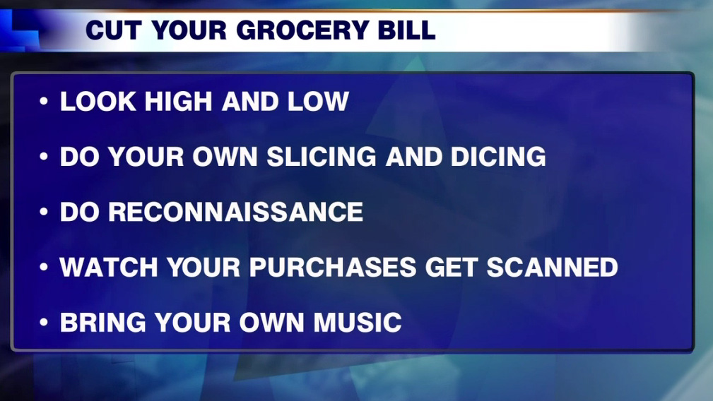 A few cost-saving tips, no matter where you do your grocery shopping.