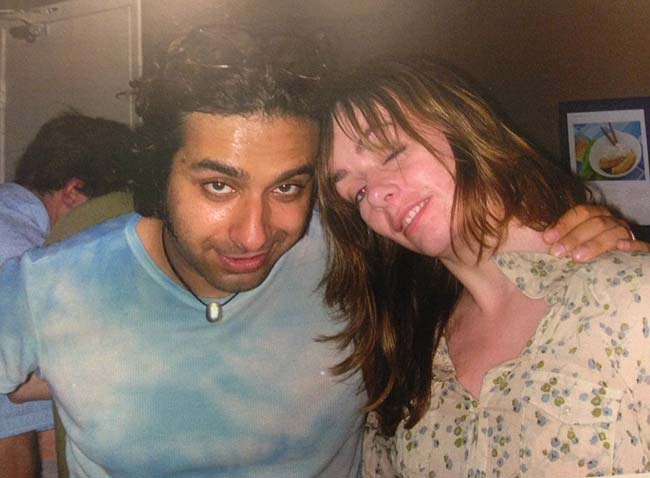 Photo released by Jian Ghomeshi's defence team they say was taken after the alleged assault.