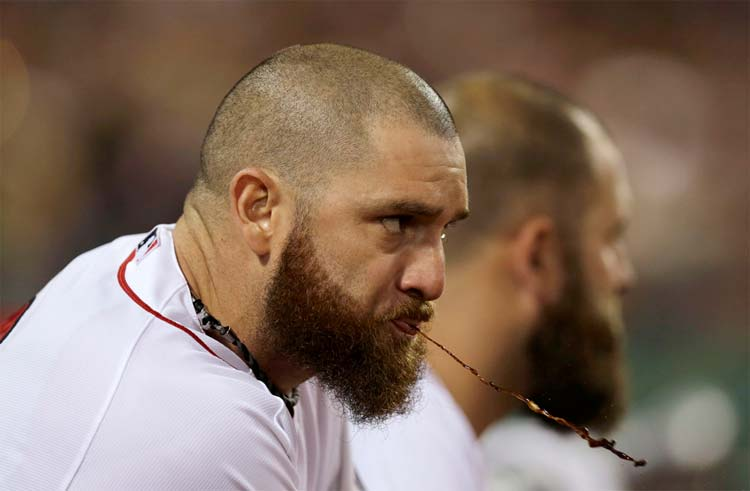 Should Major League Baseball ban chewing tobacco? PHOTO: THE ASSOCIATED PRESS