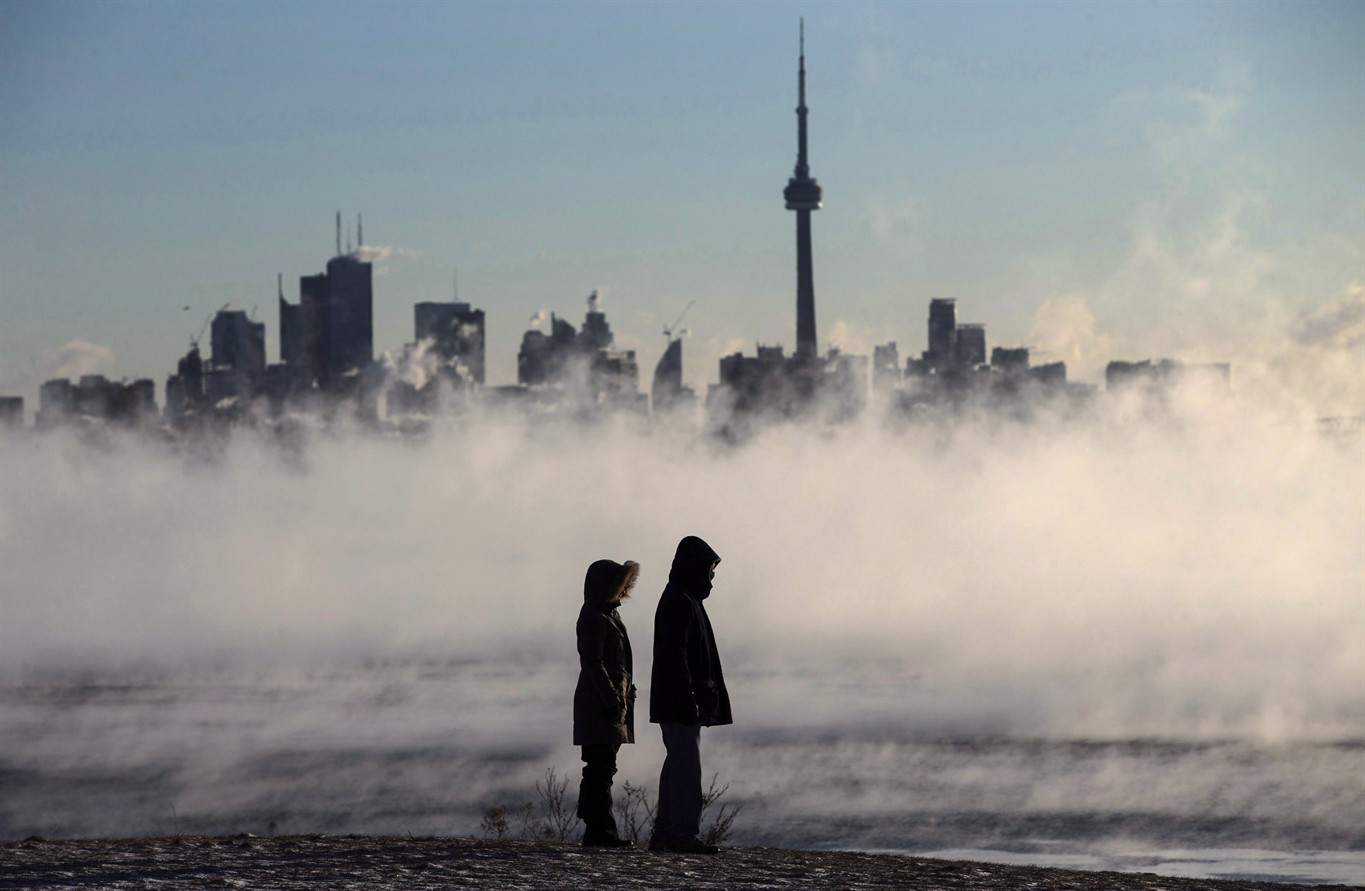 Toronto Weather: Bundle Up: Toronto Under An Extreme Cold Weather Alert
