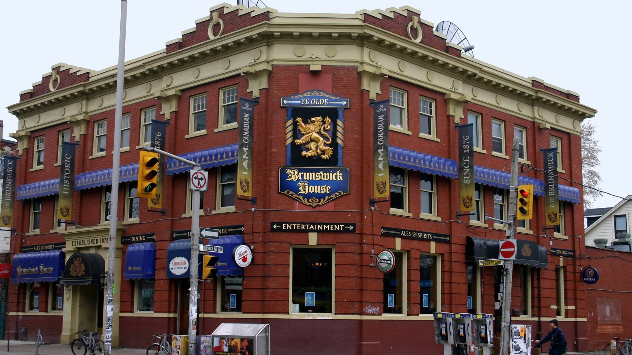 Brunswick House to have last dance on March 31