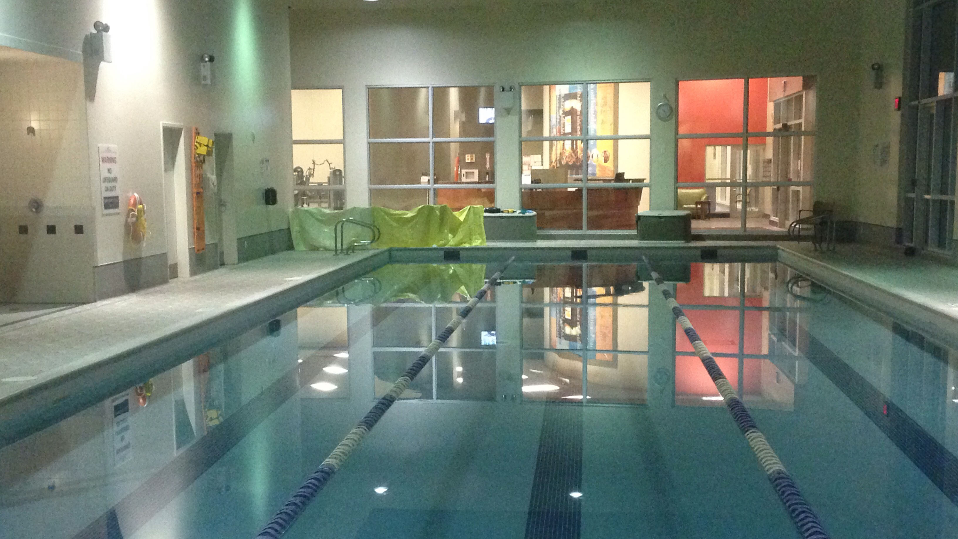 Peel police are investigating after a man drowned at an LA Fitness in Brampton on March 15, 2016. CITYNEWS.