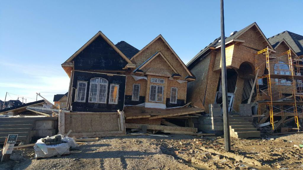 New Home Construction Sites In Brampton