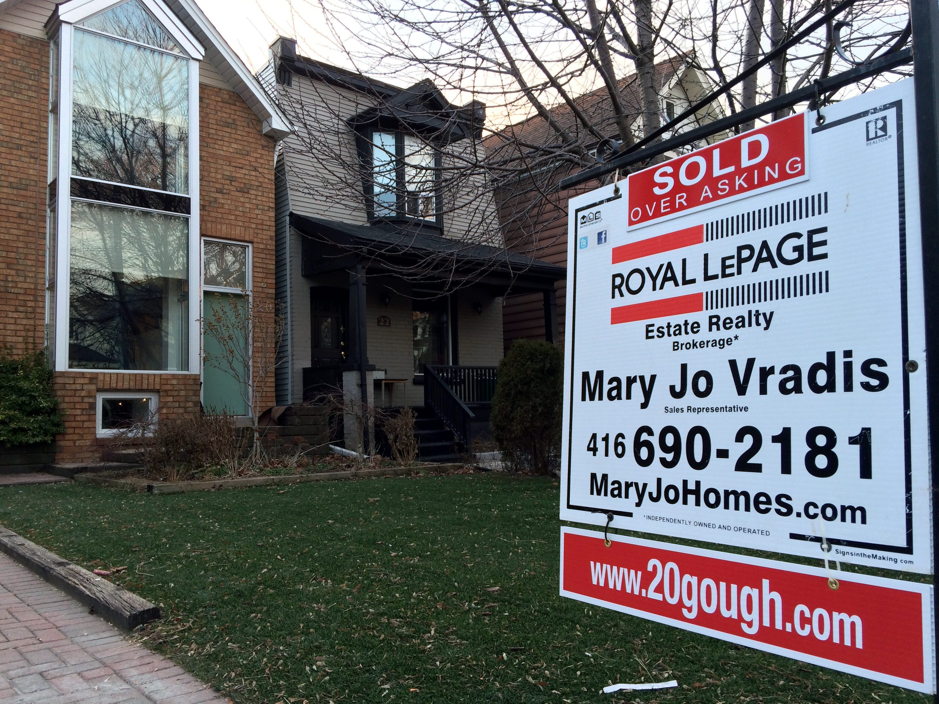 could a tax on house flippers fly in toronto