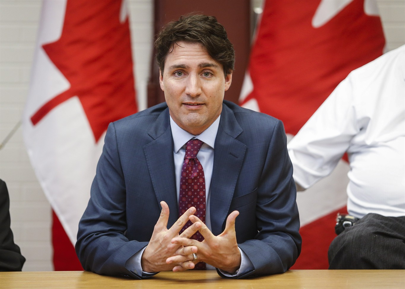 Trudeau Offers Options On The Price Of Carbon Emissions To Provinces