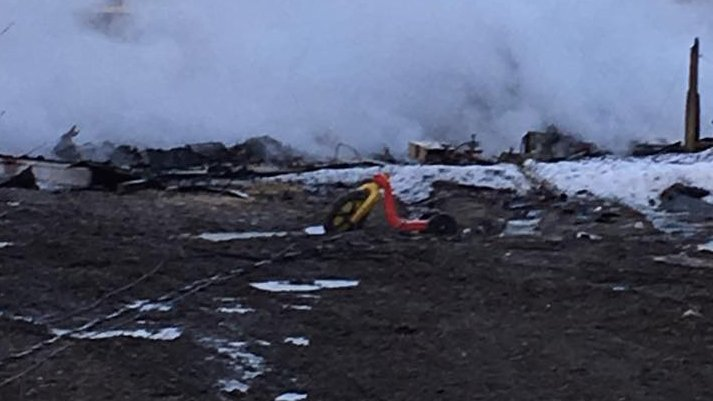 Nine dead, including three children, in Pikangikum First
