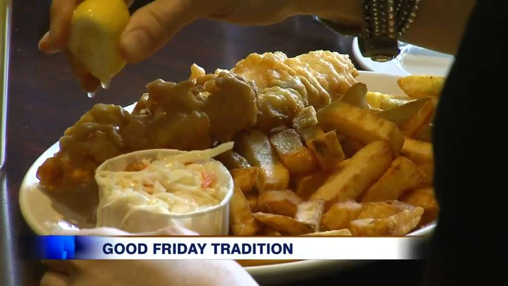 Video good friday fried fish feast video citynews for Good fried fish near me