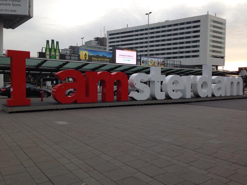 I Amsterdam sign DIANA PEREIRA/CITYNEWS