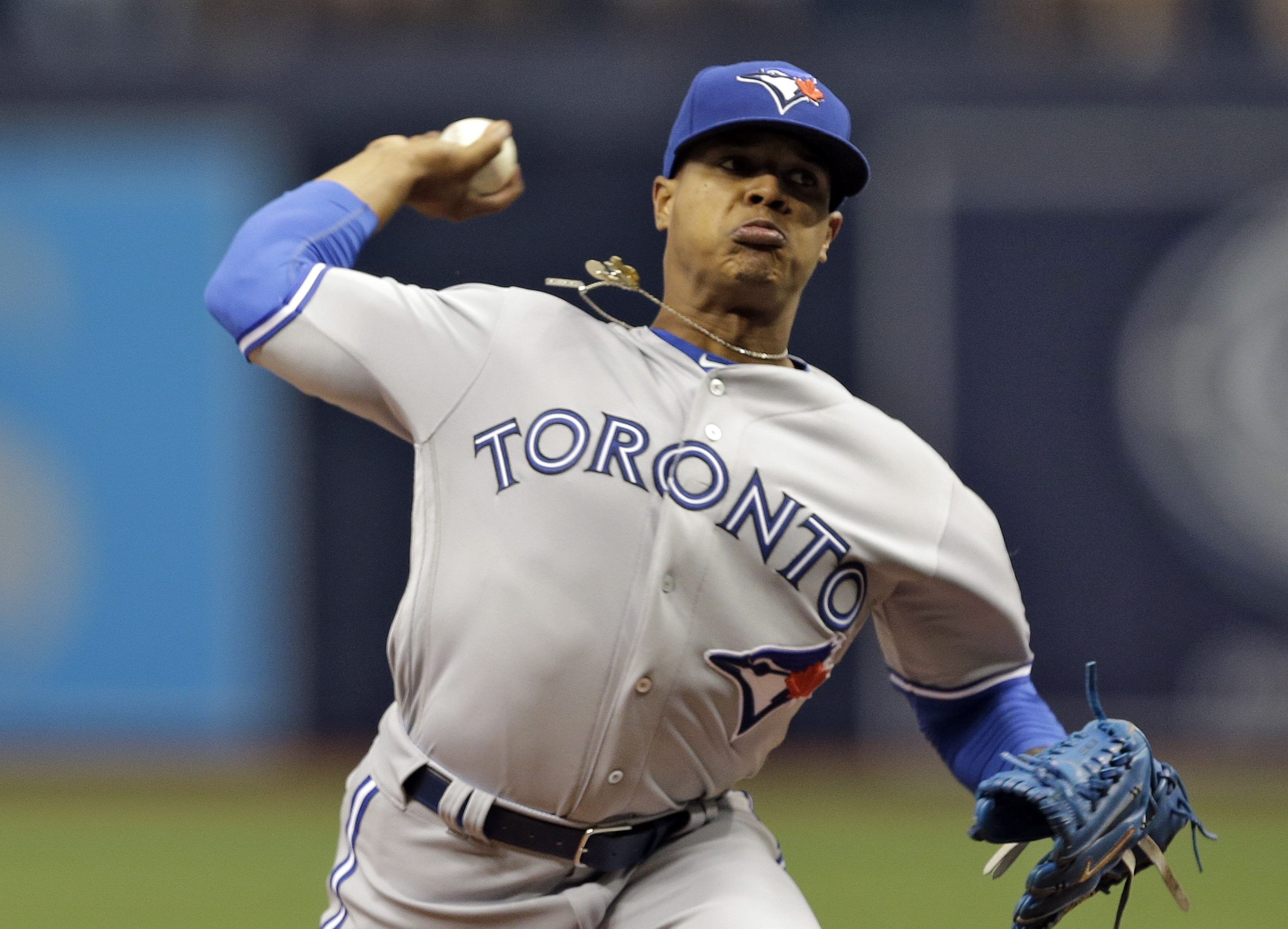 Rogers is reportedly considering selling the Blue Jays