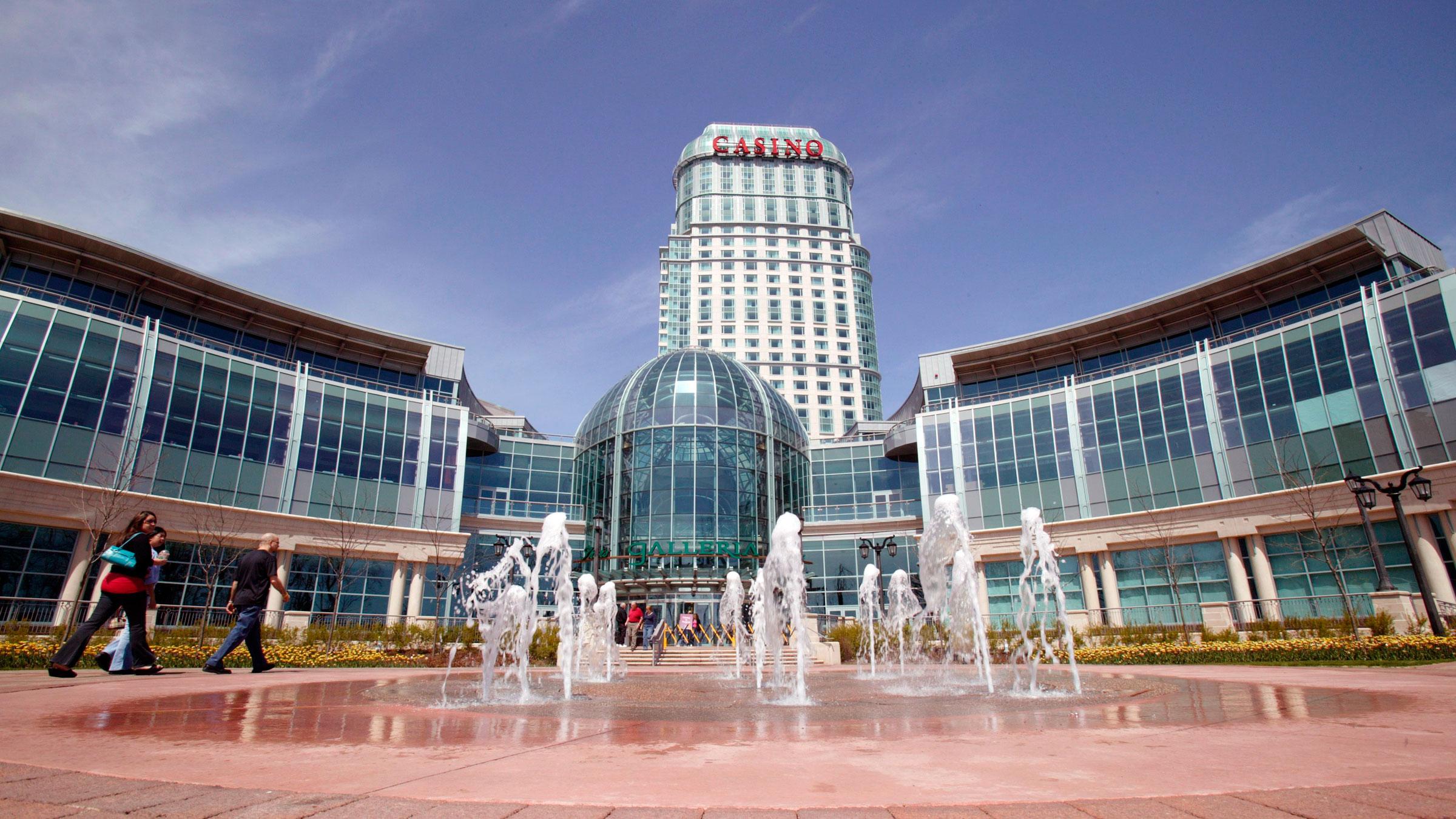 Ontario gaming age casino