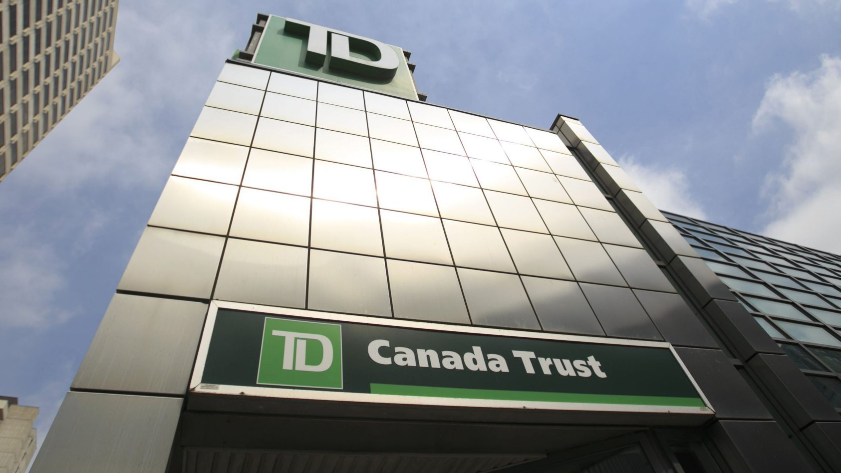 td canada trust address