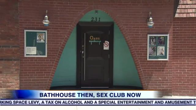 Club toronto bathhouse