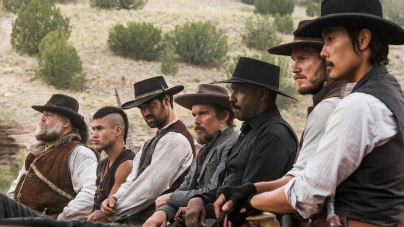 Fuqua's 'Magnificent Seven' to open Toronto Film Festival