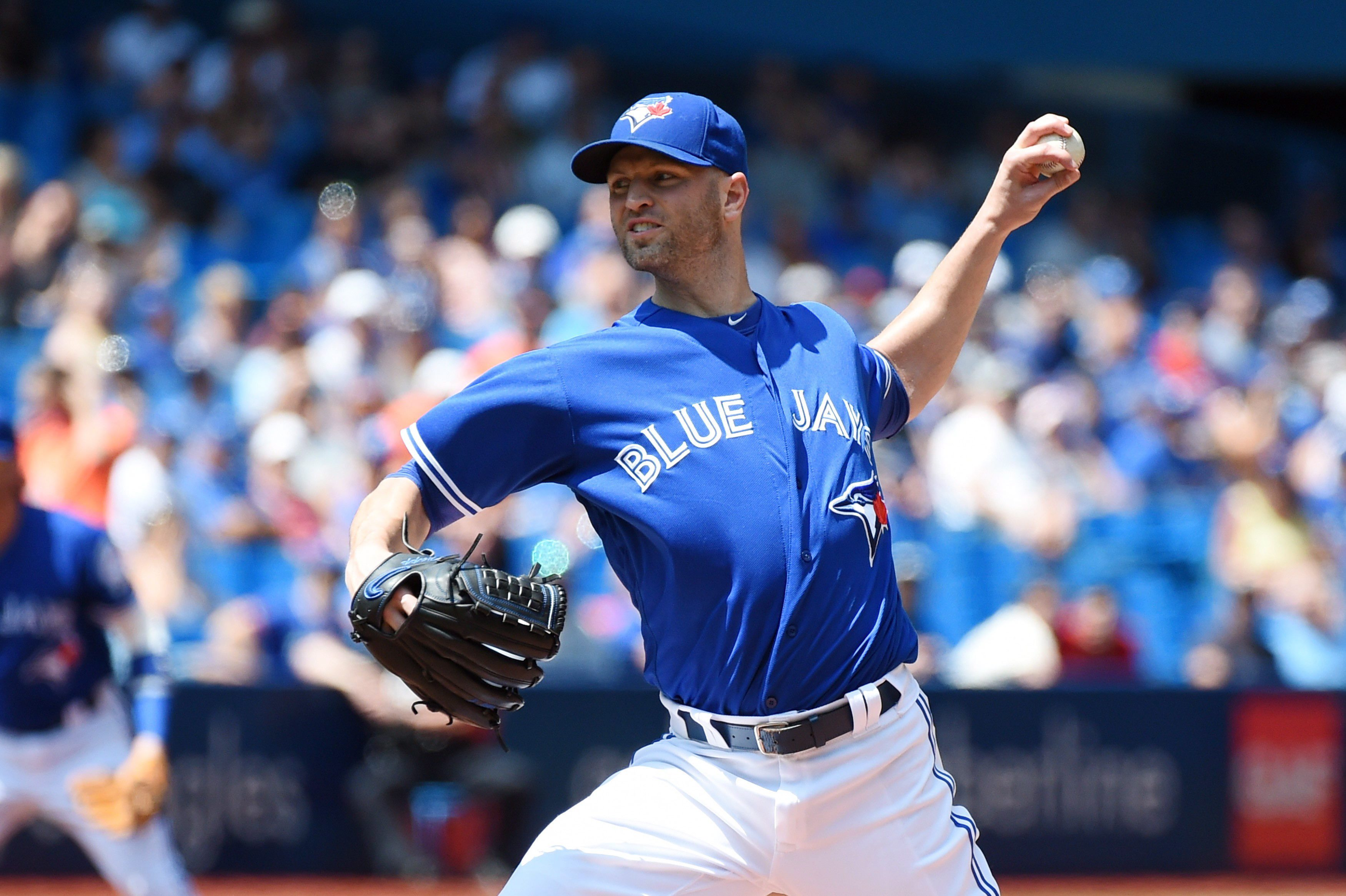 Yankees trade for left-hander JA Happ from Blue Jays