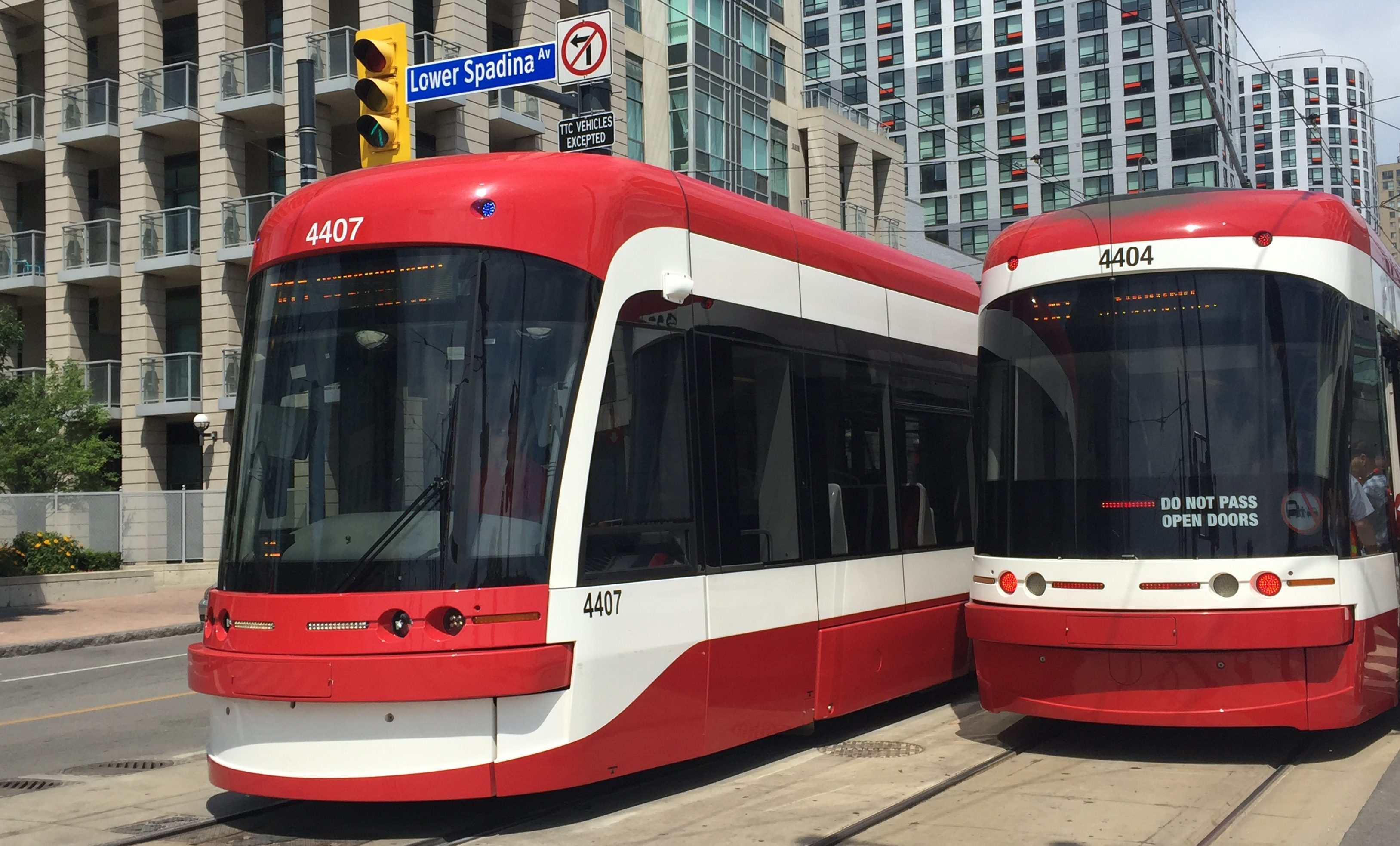 John Tory accuses Bombardier of complete failure on TTC streetcar order