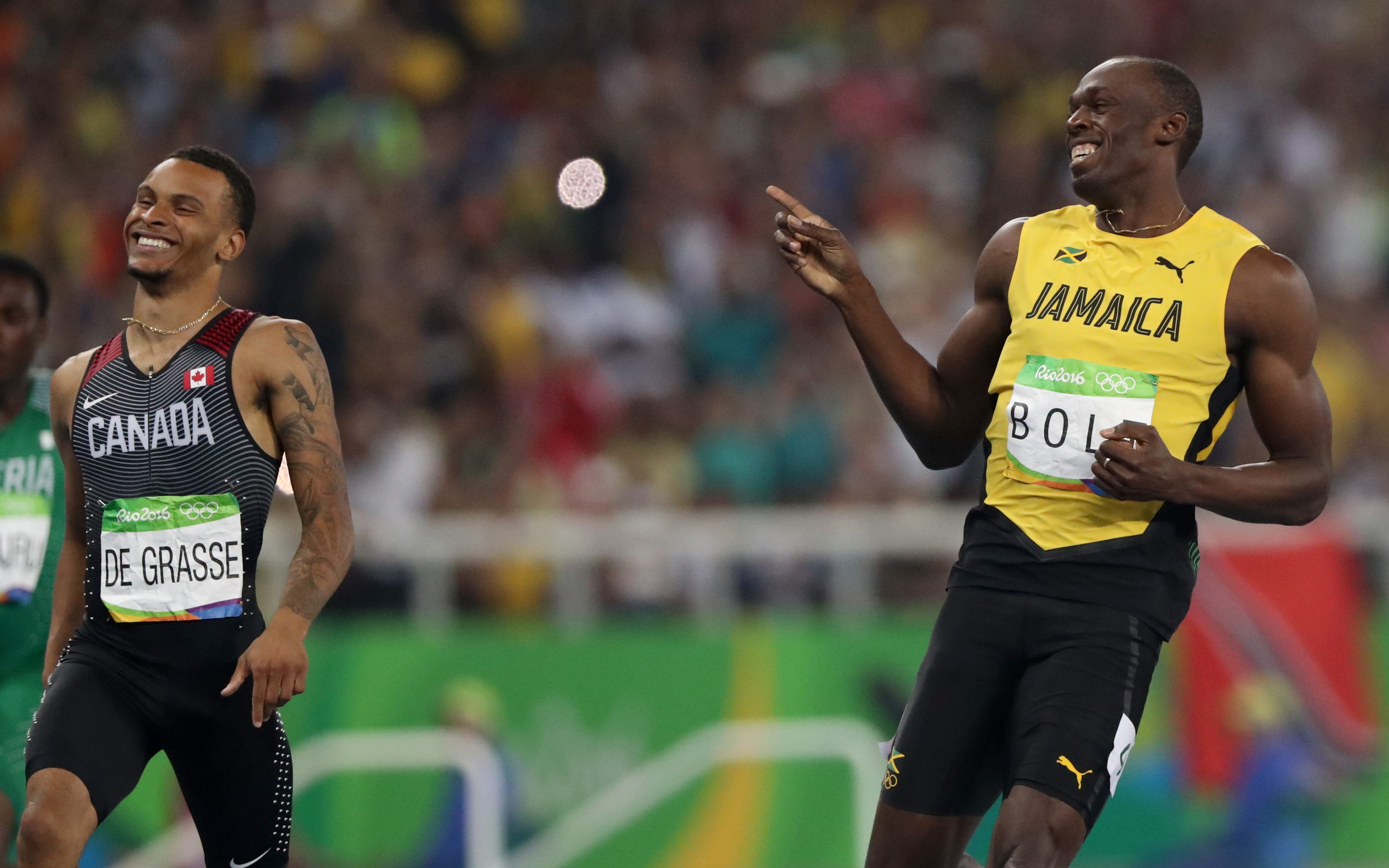Athletics in jamaica and canada