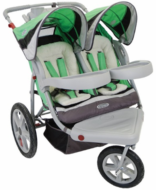 The Instep Safari Deluxe Double Stroller (01153CCWU) is one of several models recalled by Health Canada.