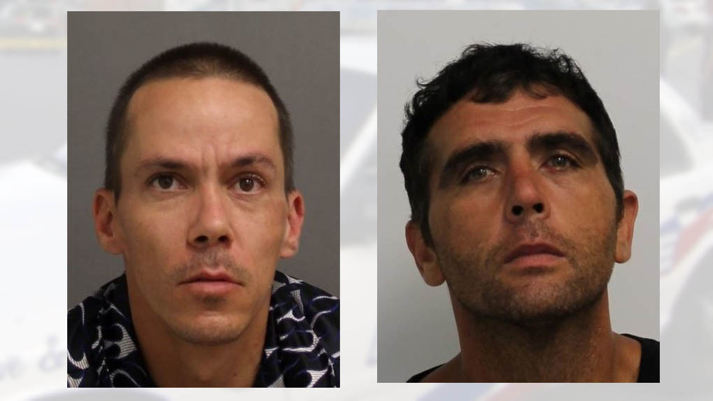 Two men arrested in connection with fraud, extortion of elderly woman:  police