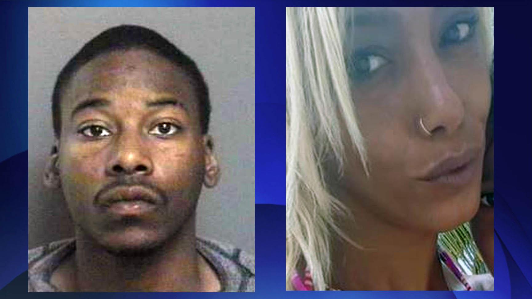Trevor Smithen and Rasha Al-Enzi were arrested on Sept. 5, 2016. HANDOUT/Toronto  Police Service