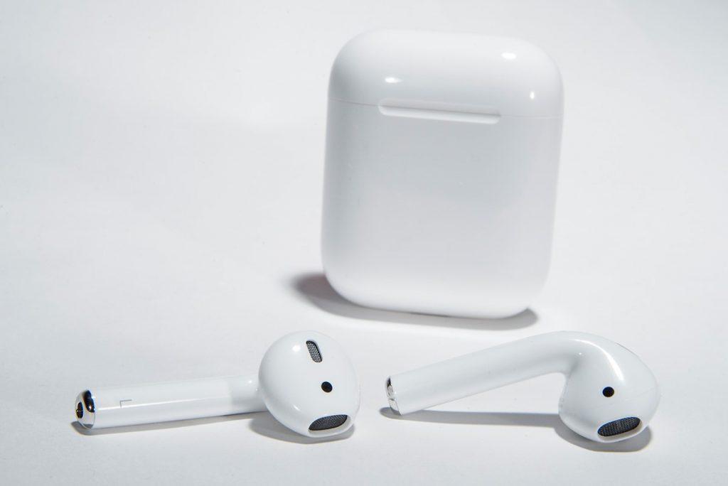 Apple's new AirPod headphones