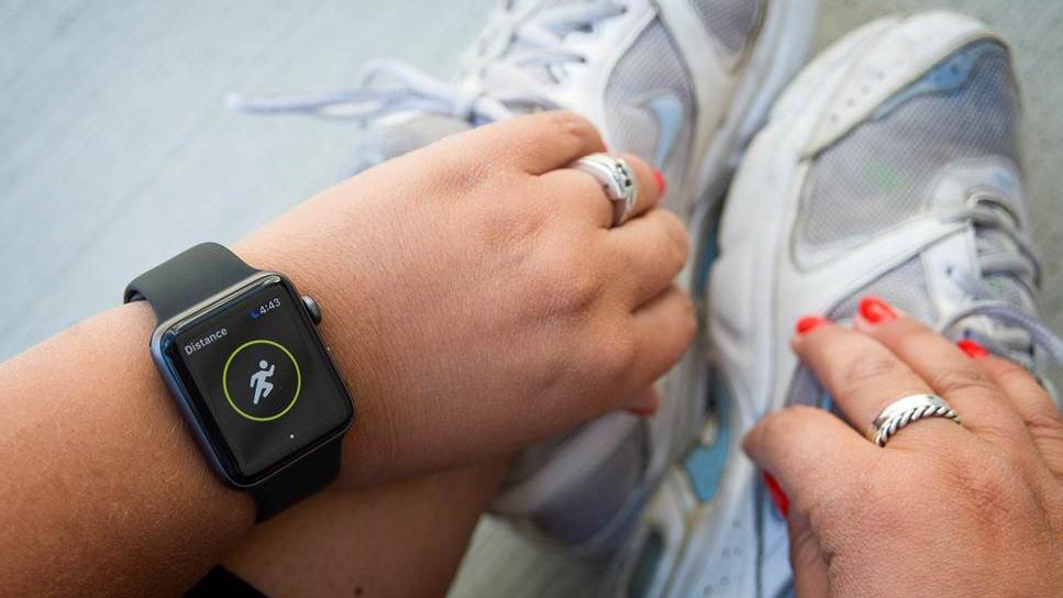 Apple Watch Series 2 Photo 4 App