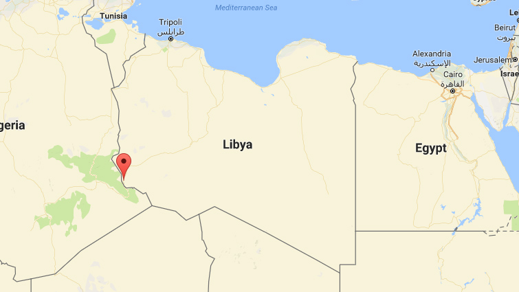 Libya To Italy Map.2 Kidnapped Italians 1 Canadian Freed In Libya Italy Says