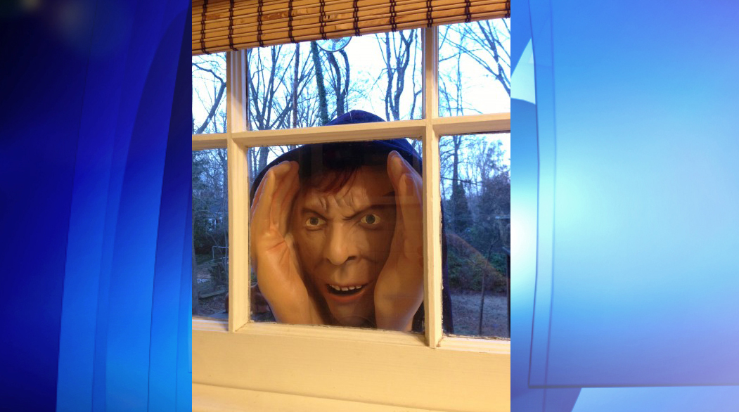 home depot canada pulls fake peeping tom halloween decoration after complaint