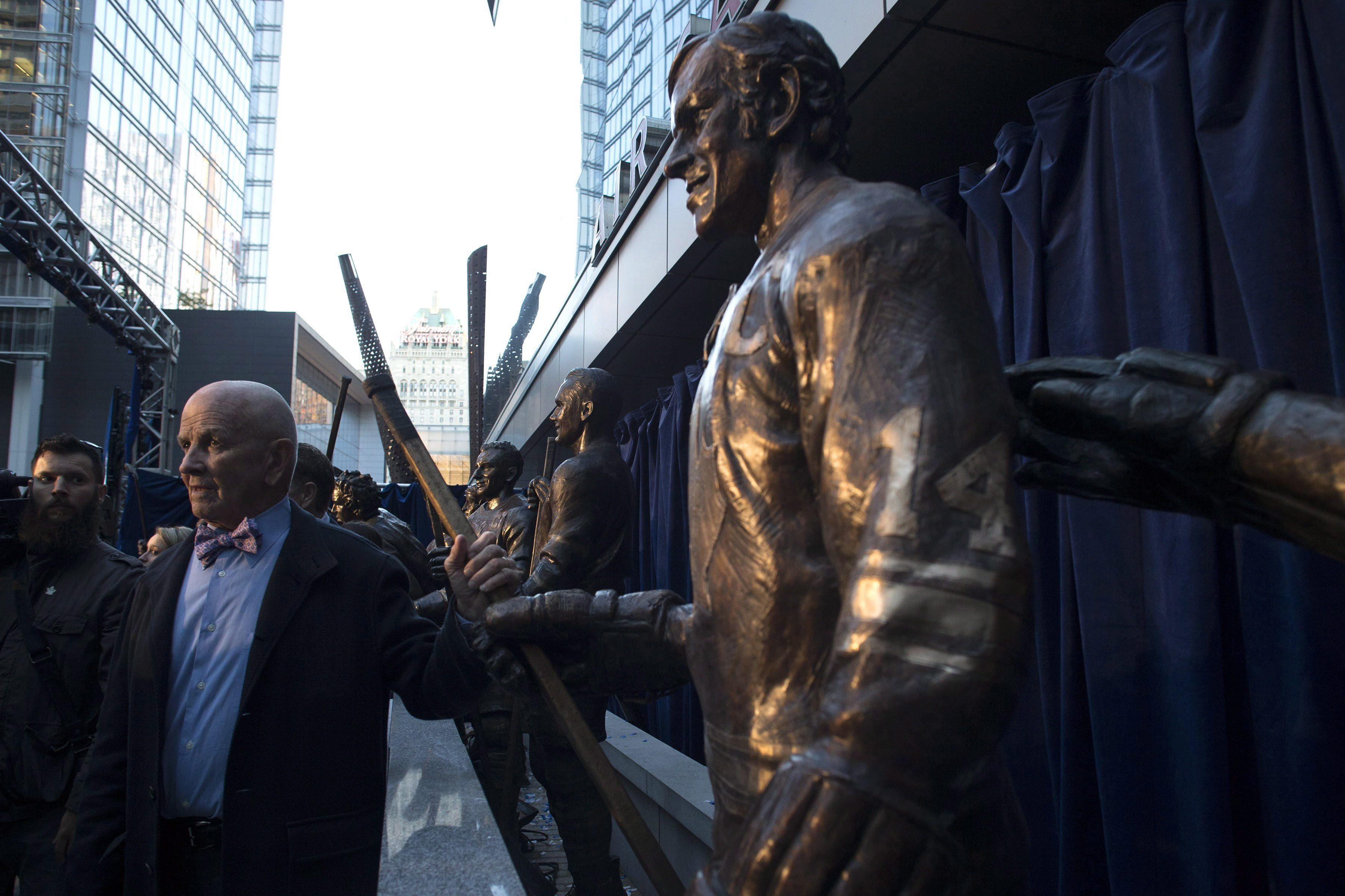 809a506cb83 Toronto Maple Leafs unveil 100 greatest players in franchise history