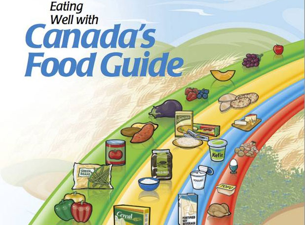 Canada S Food Guide Outdated