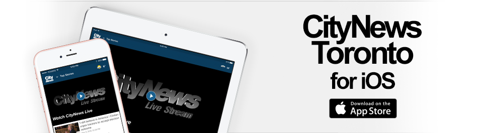 Get the CityNews Mobile App for Apple iOS iPhone iPad