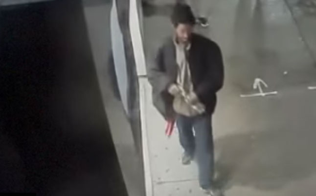 Toronto police release video of violent downtown robbery